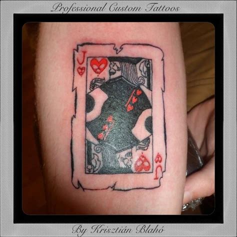 jack of hearts tattoo designs of hearts dope stuff