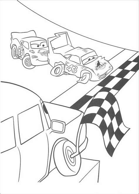 cars coloring pages the king 122 disegni di cars 1 e 2 da stare e colorare