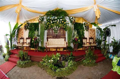 wedding organizer untuk di rumah tips mengadakan resepsi pernikahan di rumah rizqy agung