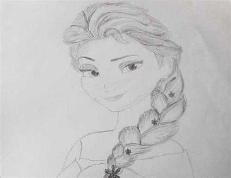 Elsa Drawing Disney Princess Photo 38320793 Fanpop Princess Elsa Drawing