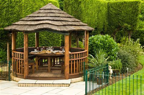 Garden Shelters For Sale Thatched Pergola Pergolas Pergolas And