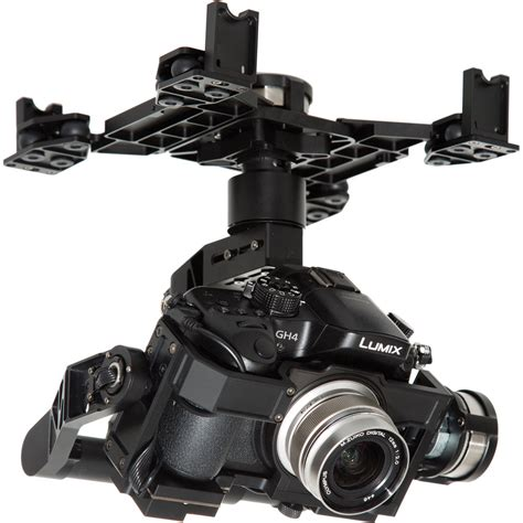 l bank z15 dji spreading wings s1000 with z15 gh4 hd gimbal and a2