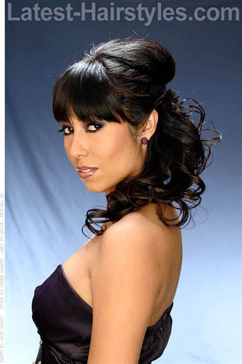 cute african american hairstyles with a bump 38 cute prom hairstyles guaranteed to turn heads