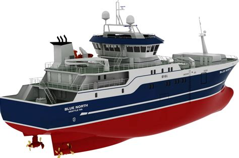 commercial fishing boat hull design boat design seeks greater safety for bering sea fishermen