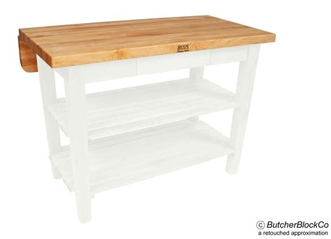 boos butcher block kitchen island boos kitchen island bar butcher block table
