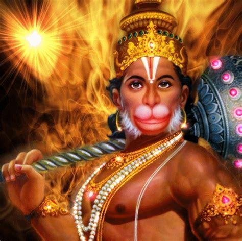 gif wallpaper hanuman hanuman strength by vishnu108 on deviantart