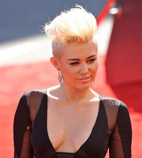 miley cyrus short hair wig 7 celebrities having bad hair days nicehair
