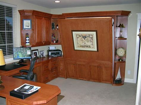 murphy bed office home office with murphy bed for the home pinterest