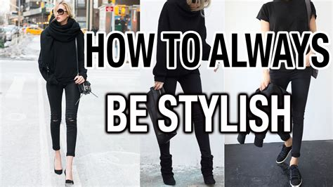 Staylish Photo How To Always Be Stylish
