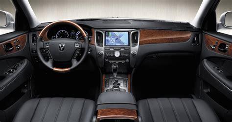 2010 hyundai equus interior leaked autoevolution