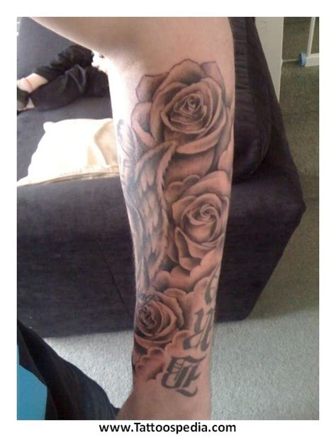 sick sleeve tattoos tony baxter