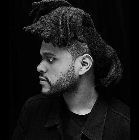 what is up with the weeknds hair the weeknd opens up in interview with rolling stones