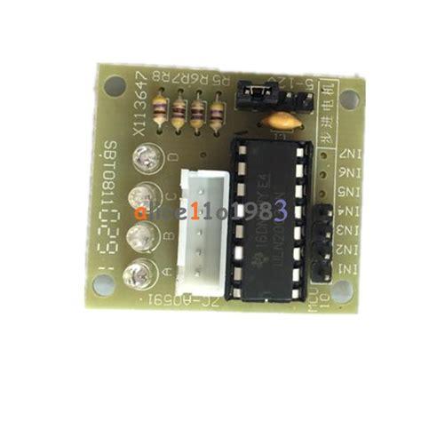 Driver Board Uln2003 With Drive Test Module Stepper Step Motor 5v stepper motor 28byj 48 with drive test module board
