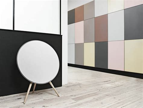 Olufsen Beoplay A9 Satellite Dish Speakers