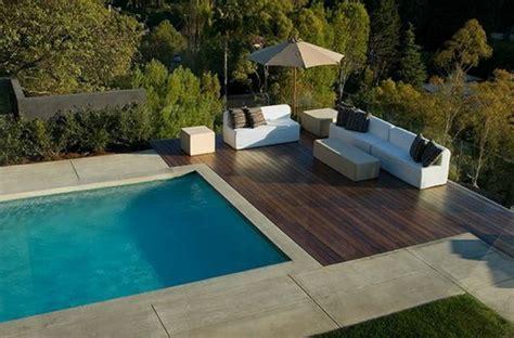 entourage piscine