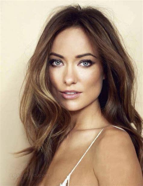 natural brown hair actress age 40 yuz sekline gore sac modelleri 2015 stylekadın
