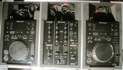 console dj usate pioneer consolle usato images