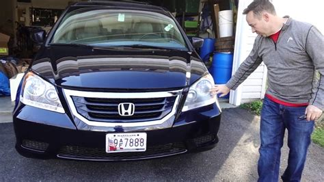 Honda Odyssey Interior Lights Wont Turn Off   www