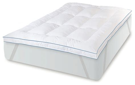 Xl Gel Memory Foam Mattress Topper by Memoryloft Deluxe 3 Quot Gel Infused Memory Foam And Fiber Bed