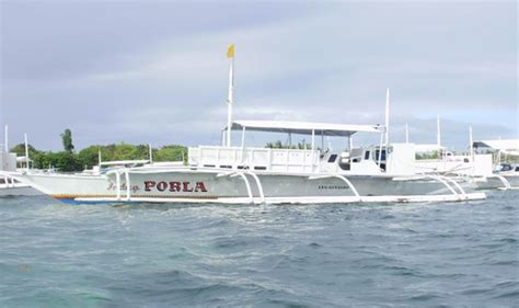 fishing boat for sale cebu cebu boat charter pumpboat yacht cruising diving