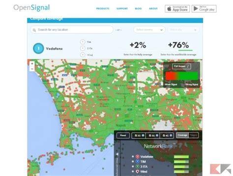 poste mobili copertura copertura tim wind vodafone 3 postemobile fastweb