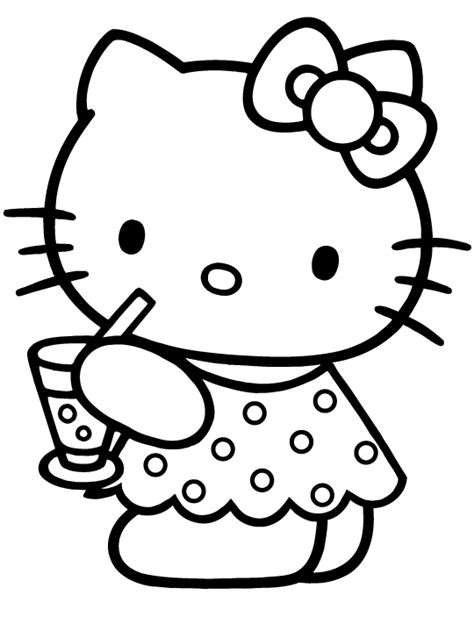 coloring pages hello kitty colloring pages 2011