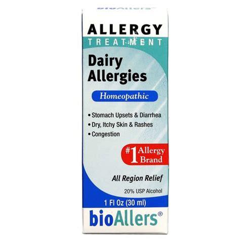 Dairy Allergy Detox Symptoms by Bioallers Dairy Allergies Unflavored 1 Oz Evitamins