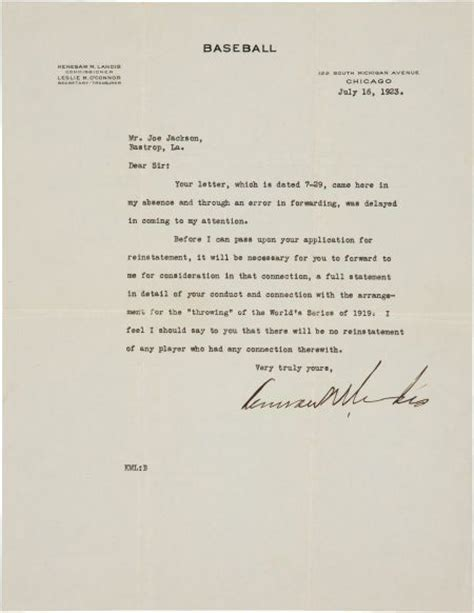 Petition Reinstatement Letter Sle 17 Best Images About Baseball Memorabilia Some Of Our