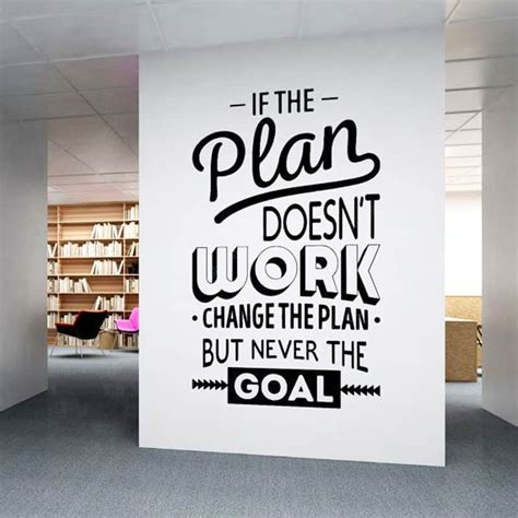 office layout quotes office wall quotes will make you enjoy work more