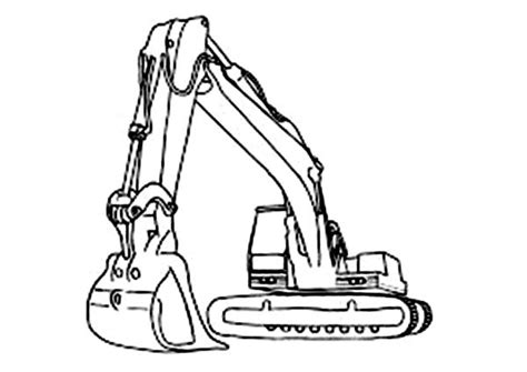 digger coloring pages printable coloring pages