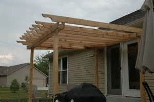 How To Build A Pergola Attached To The House by 1000 Images About Backyard Ideas On Pinterest Kid