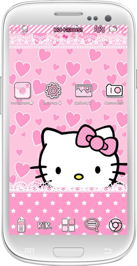 kitty themes for android kittilicious themes for android a collection of android