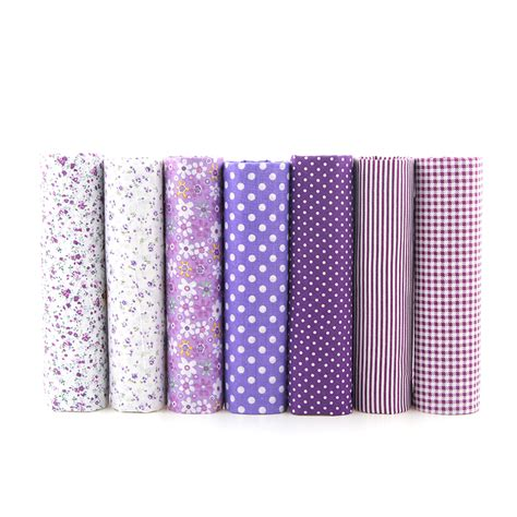 Patchwork Bundles - aliexpress buy purple floral patchwork cotton