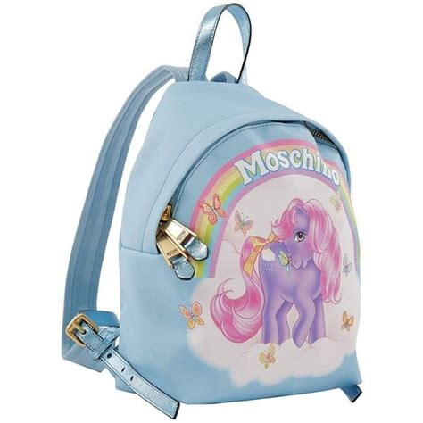 The Moschino Muffin Bag by The 25 Best Multi Coloured Backpacks Ideas On