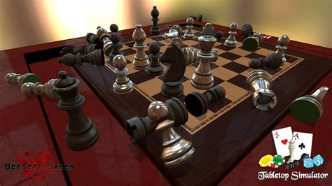 Table Top Sim by Tabletop Simulator Is On Kickstarter Greenlight News