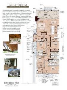 great room addition floor plans floor plans project designed by adam j green architect great room addition and remodel