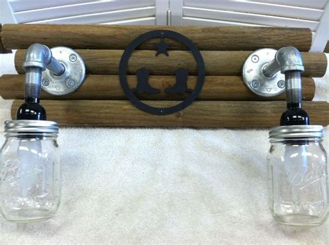 western bathroom light fixtures western bathroom light fixtures rustic country light