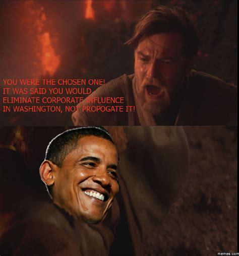 Obi Wan Meme - obi wan chosen one meme generator image memes at relatably com