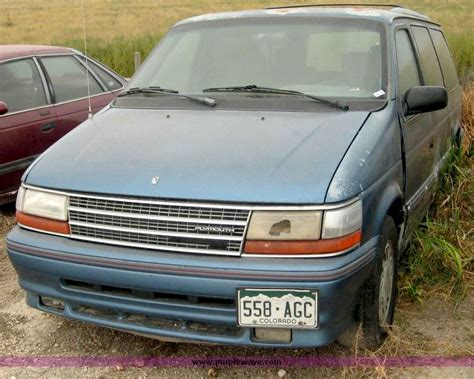1993 dodge grand caravan information and photos momentcar 1993 dodge grand caravan information and photos momentcar