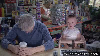 Etrade Baby Meme - weekend gif find share on giphy
