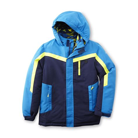 boys 4 in 1 jacket athletech boy s 4 in 1 performance winter jacket