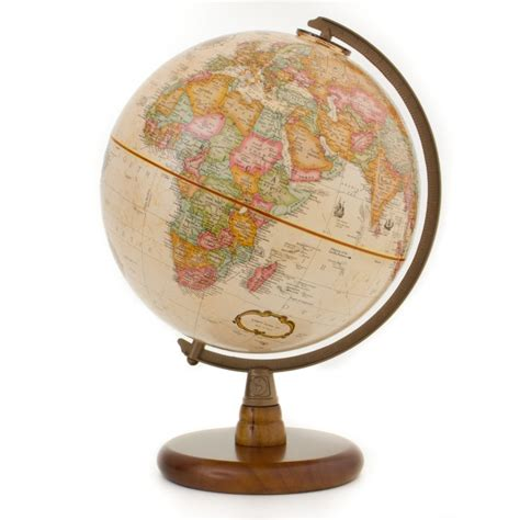 Desk Globes Quincy Desk Globe With Antique Globe Ball Globes Co Uk