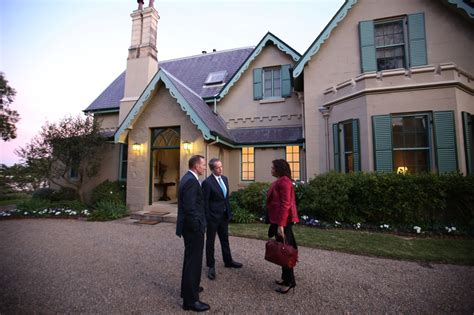 abbott house mansions of australia s mogul prime minister the new daily