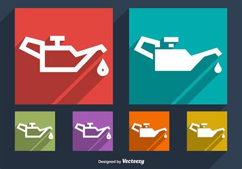 oil change symbol vectors   vector art