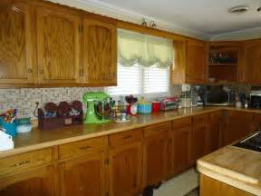 Painting Wood Kitchen Cabinets Ideas Painting Wood Kitchen Cabinets White Decor Ideasdecor Ideas