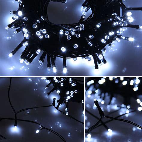 best buy party lights waterproof garden led solar power string fairy light