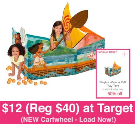 Family Dollar E Gift Card - hot 50 moana raff play tent cartwheel just 12 today only