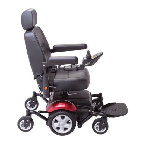 Rascal Power Chair by Rascal P327 Mini Powerchair