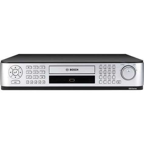 Bosch 630 08a Dvr 8 Channel bosch dvr 630 08a 8 channel recorder f 01u 169 468 b h