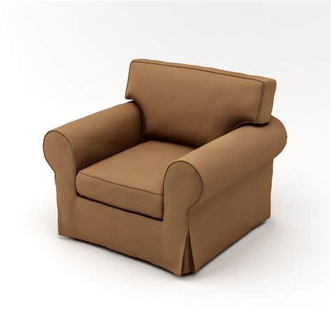 ektorp armchair 3dsmax ektorp armchair chair